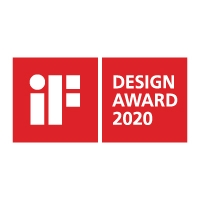 榮獲 德國2020年iF設計獎